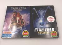 Star Trek Discovery: Complete Season 1-2 (DVD, 8-Disc Set) Brand New Sealed