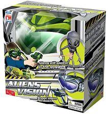 Alien Vision Game, Dark Green Blaster Goggles