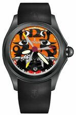Corum Bubble Tiger 47 Limited Edition Men's Watch 082.310.98/0371 TIGER