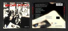 The Best Of Bon Jovi Cross Road 1994 Rare Polygram Taiwan 2xVCD Video cd FCS7993
