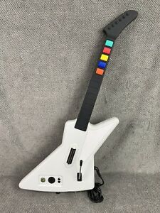 Xbox 360 Octane Xplorer Guitar Wired Controller No Power
