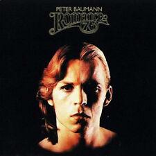 Peter Baumann - Romance '76 2016 Esoteric Recordings Made in UK Reissue CD