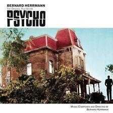 PSYCHO - ORIGINALE SCORE / COLONNA SONORA BY BERNARD HERRMANN - 180g Red