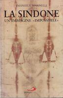 Emanuela Marinelli, La sindone, San Paolo, 1996, cristianesimo, religione