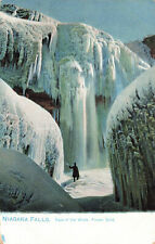 R212180 Niagara Falls. Cave of the Winds. Frozen Solid. Tuck. Series No. 2448. F