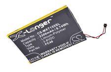 Batterie 2300mAh type FC40 SNN5965A Pour Motorola Moto G3