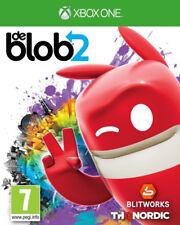 De Blob 2 Xbox One * Neu Versiegelt PAL *