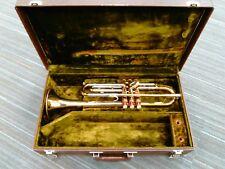 Vintage Getzen 300 Series Brass Trumpet