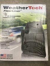 WeatherTech FloorLiner 446072 for Chevy Tahoe/GMC Yukon - 2nd Row - Black SB