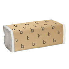 Boardwalk C-Fold Paper Towels Bleached White 200 Sheets/Pack 12 Packs/Carton