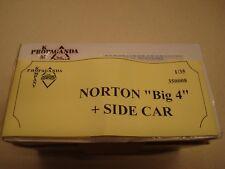 Modellismo statico, Propaganda Kompany, Motocicletta Norton & Sidecar, Scala 1:3