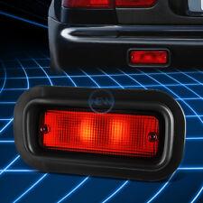 Red Brake Signal Light Fog Lamp for 1998-2001 Honda Civic Integra DC/EF/EJ/EK/EM
