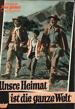 IFB 5195 | UNSERE HEIMAT IST DIE GANZE WELT | Sabine Bethmann, Hans von Borsody