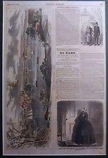 Civil War Fredericksburg Va Harper's Weekly 1862