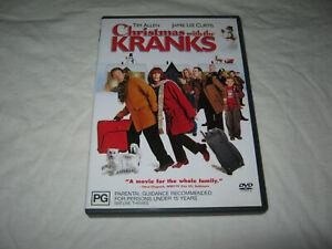 Christmas with the Kranks - Tim Allen - VGC - DVD - R4