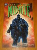 DOCTOR MID-NITE BOOK 3 DC COMICS MATT WAGNER GRAPHIC NOVEL