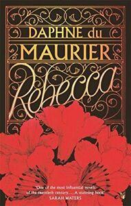 Rebecca (VMC) (Virago Modern Classics) by Daphne Du Maurier Paperback Book The