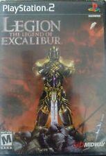 PlayStation 2 PSP2.Legion The Legend Of Excalibur