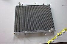 aluminum radiator Mitsubishi Pajero/Montero/Shogun 3.2 Di-D AWD diesel 00-06 A/T