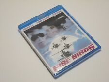 Fire Birds (Blu-ray Disc, 2018) Nicholas Cage, Tommy Lee Jones Sean Young