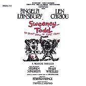 Original Broadway Cast - Sweeney Todd ANGELA LANSBURY U.S.A.PRESSED CD