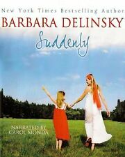 Barbara DELINSKY / SUDDENLY     [ Audiobook ]
