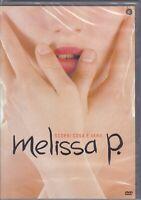 Dvd MELISSA P.  100 colpi di spazzola prima di andare a dormire nuovo 2005