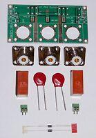 2:1 Kurzwellen Antenne Schalter Bausatz  mit SO-239 Stecker