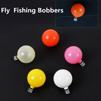 5 Pcs Airlock Strike Indicators Fly Fishing Bobbers Assorted Colors Choose