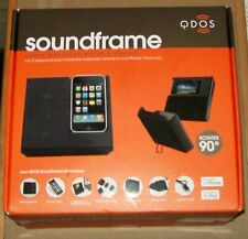 Soundframe Portable speaker dock - iPhone 4 / touch - Ex display