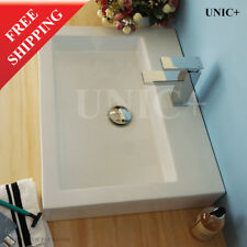 Porcelain Ceramic Bathroom Vessel Sink Contemporary Bathroom Sink, BVC004