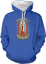 Nuestra Senora De Guadalupe Our Lady Virgin Mexico Of Two Tone Hoodie Sweatshirt