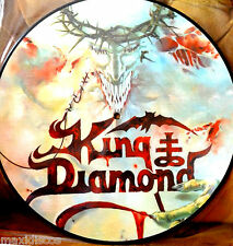 LP - King Diamond - House Of God (PICTURE DISC LTD.EDIT. IN GERMANY 2000) MINT
