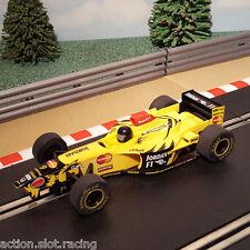 Scalextric coche 1:32 - C2126 F1 Fórmula Uno-Amarillo Jordan Mugen Honda 198 #9 # S