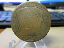Steer In Keystone BML Monogram circa 1805 British Penny Masonic?