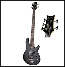 Schecter Raiden Special-5 Electric Bass Guitar 5-String See Through Black
