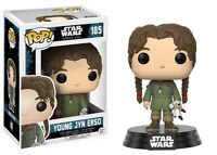 Pop! Star Wars: Rogue One - Young Jyn Erso FUNKO #185