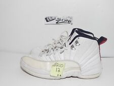 Nike Air Jordan 12 Retro XII White 2009