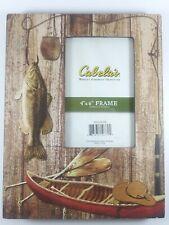 Cabela's - Fishing - 4 × 6 - Photo Frame