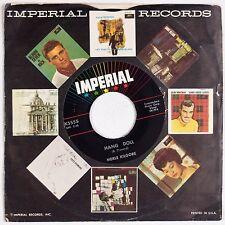 MERLE KILGORE: Hang Doll / Tom Dooley, Jr. USA Imperial ROCKABILLY Bop 45 Hear