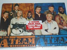 The A Team A-Team Season 3 and 4 NEW 2 Season Value Pack SEALED
