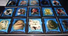 2016 Star Wars Masterwork LOT OF 37 CARD BLUE BASE NO DUPES REY DARTH VADER +++