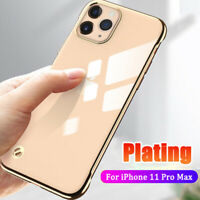 Slim Hard Frameless Case Shockproof Protect Shell for iphone 11 Pro Max XR XS