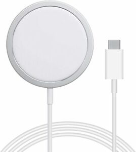 Magnetic Wireless Charger, Fast Charging 15W Max