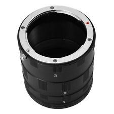 Macro Extension Tube Ring Set  for Olympus 4/3 E520 E450 E330  E620 D610 E400