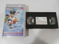 AGUILA DE ACERO II LOUIS GOSSETT JR MARK HUMPHREY - VHS CINTA TAPE CASTELLANO