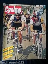 CYCLING - DEVON 3 DAY - MAY 11 1985