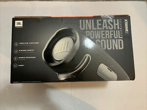 JBL Xtreme 2 Black Up To 15hrs Of Playtime