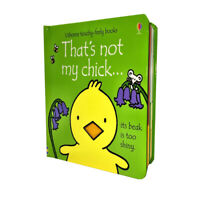 Thats Not My Chick (Usborne Touchy-Feely Board Books) By Fiona Watt