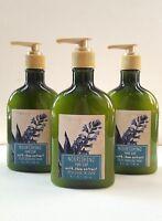 3 Bath & Body Works Nourishing Fresh Sparkling Snow Deep Cleansing Hand Soap